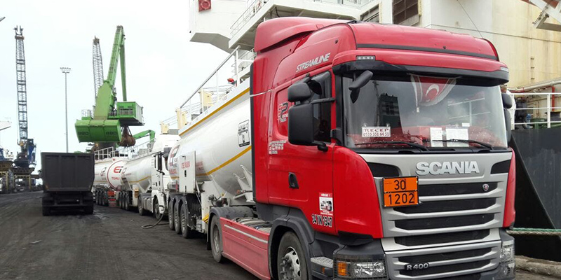 Erdem Petrol Fuel Oil Supply
